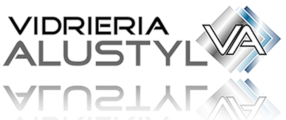 logo vidrieria alustyl